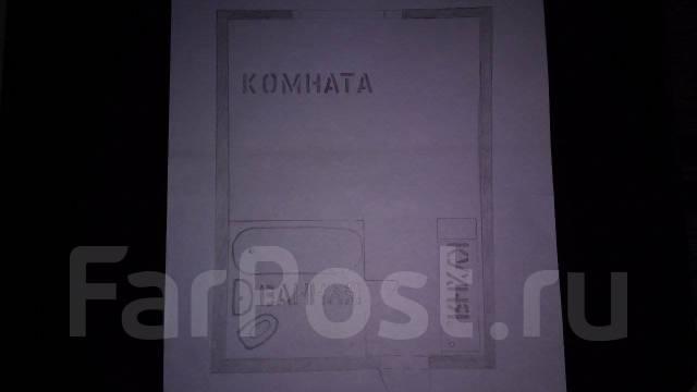 Гостинка, Воровского ул 143. Слобода, 14 кв.м. План квартиры