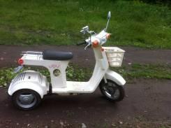 Honda Joy. 49 куб. см., исправен, без птс, без пробега