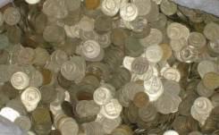 Монеты с 1961 по 1993