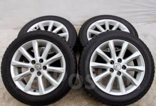 Колёса с шинами =Toyota= R17! 2014 год! 7 мм! (№ 56480). 7.0x17 5x114.30 ET45
