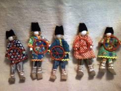 Мастер-классы по славянским куклам-оберегам