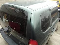 Дверь багажника. Chevrolet Niva