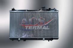 Радиатор охлаждения двигателя. Honda CR-V, GF-RD1, GF-RD2, E-RD1 Двигатели: B20B3, B20B2, B20B, B20Z3, B20Z1, B20B9