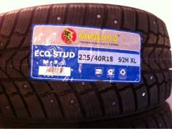 Minerva Eco Stud. Зимние, шипованные, 2016 год, без износа, 4 шт