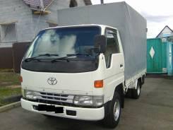 Toyota Dyna. Toyota duna, 3 000 куб. см., 1 500 кг.