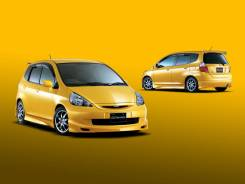 Накладка декоративная. Honda Fit, GD4, GD3, GD2, GD1. Под заказ