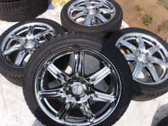 Bridgestone. 7.5x18, 5x114.30, ET53, ЦО 73,0мм.