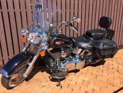 Harley-Davidson Heritage Softail Classic FLSTC. 1 690 куб. см., исправен, птс, с пробегом