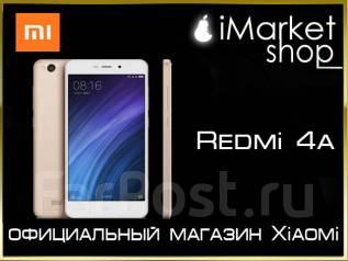 Xiaomi Redmi 4A. Новый, 16 Гб