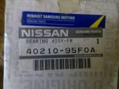 Подшипник ступицы. Nissan Sunny Nissan Almera, B10RS Двигатель QG16