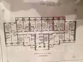 1-комнатная, улица Выставочная 26. Индустриальный, частное лицо, 45 кв.м.