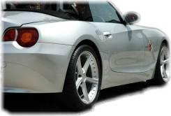 BMW Spencer в хроме R18X8.5J + Nankang Ultra Sport NSII 265/35. 8.5x18 5x120.00 ET15 ЦО 74,1мм.