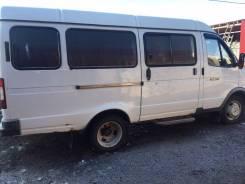 ГАЗ 3221. Продается , 2 000 куб. см., 9 мест