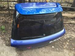 Дверь багажника. Subaru Impreza