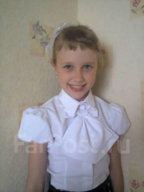 5c42e083236 Блузка для первоклассницы - Детская одежда во Владивостоке