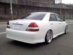 Обвес кузова аэродинамический. Toyota Mark II, GX110, JZX110 Двигатели: 1JZGTE, 1GFE, 1JZFSE