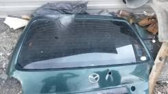 Стекло заднее. Mazda Ford Festiva Mini Wagon, DW5WF, DW3WF Mazda Demio, DW3W, DW5W