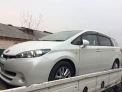 Дверь задняя левая Toyota wish