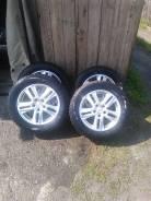 Bridgestone Blizzak LM-60. Зимние, без шипов, износ: 10%, 4 шт