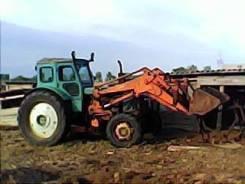 ЛТЗ Т-40АМ. Продаю трактор т-40ам, 4 000 куб. см.