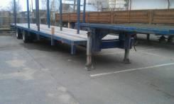 Рострак. Полуприцеп панелевоз 2007г., 33 500 кг.