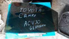 Стекло боковое. Toyota Camry, ACV30L, ACV35, MCV30, ACV30, ACV31, MCV31 Двигатели: 1AZFE, 2AZFE, 1MZFE, 3MZFE