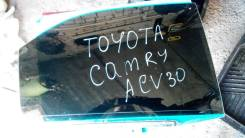 Стекло боковое. Toyota Camry, MCV31, MCV30, ACV35, ACV31, ACV30 Двигатели: 1MZFE, 3MZFE, 2AZFE, 1AZFE