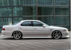 Обвес кузова аэродинамический. Toyota Cresta, JZX90. Под заказ
