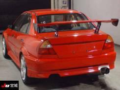 Спойлер. Mitsubishi Lancer Evolution, CP9A Двигатель 4G63
