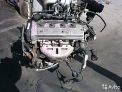 Двигатель в сборе. Toyota: Corsa, Sprinter, Caldina, Corolla II, Corolla, Tercel, Raum Двигатель 5EFE