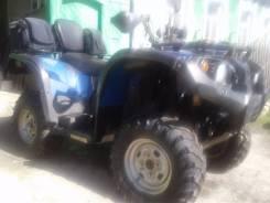 Stels ATV 500H. исправен, есть птс, с пробегом