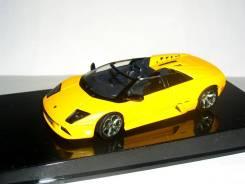 Lamborghini Murcielago Roadster concept AutoArt 1/43 - Мерселаго 1:43