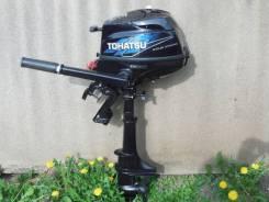 Tohatsu. 3,50л.с., 4х тактный, бензин, нога S (381 мм), Год: 2015 год