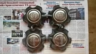 "Колпаки на литье Toyota диаметр R15. Диаметр 15"", 1 шт."