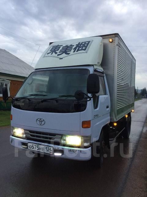 Toyota Dyna. , 4 104 куб. см., 3 000 кг.