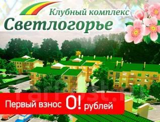 2-комнатная, улица Светлогорская 15/1. 9-й километр, агентство, 47 кв.м.