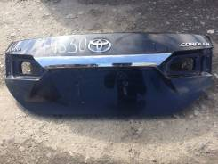 Крышка багажника. Toyota Corolla