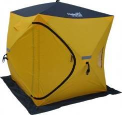 Палатка для зимней рабалки Куб Extreame 1,5х1,5 Helios (широкий вход) Тонар