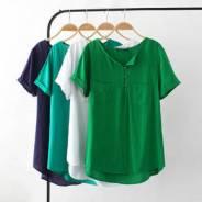 Блузки-туники. 46, 48, 50, 52