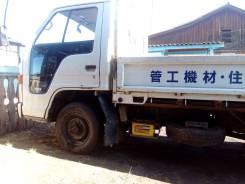 Isuzu Elf. Породам грузовик , 2 800 куб. см., 1 700 кг.