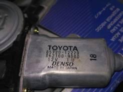 Мотор стеклоподъемника. Toyota Corolla, AE114, WZE110, CE113, AE112, CDE110, AE110, ZZE112, EE111, CE110, CE114, CE116, AE111, ZZE111, EE110 Toyota Sp...