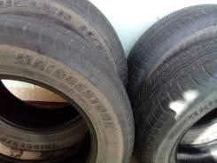 Bridgestone Dueler H/T D687. Летние, 2014 год, износ: 60%, 4 шт