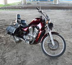 Suzuki VS 400 Intruder. 400 куб. см., исправен, птс, с пробегом