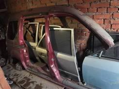 Стойка кузова. Renault Kangoo
