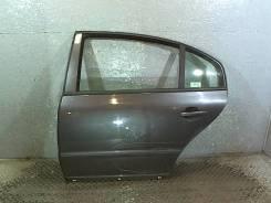 Дверь боковая Skoda SuperB, левая задняя