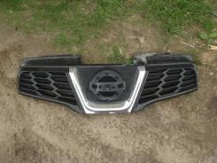Решетка радиатора. Nissan Dualis Nissan Qashqai+2 Nissan Qashqai Двигатели: K9K, MR20DE, R9M, M9R, HR16DE