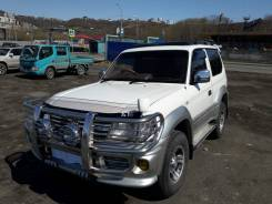 Toyota Land Cruiser Prado. автомат, 4wd, 2.7 (150 л.с.), бензин, 1 480 002 тыс. км