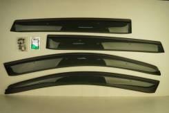 Ветровики (дефлекторы боковых окон) Nissan DUALIS