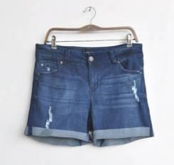 Шорты джинсовые. 56, 58, 60, 62, 64, 66