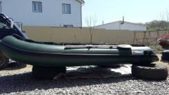 Stingray. длина 3,90м., двигатель подвесной